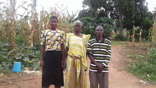 Francis's family