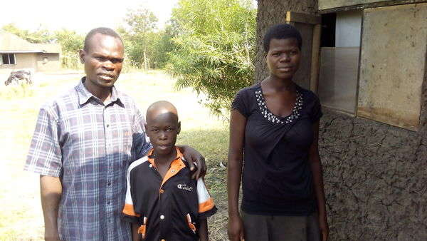 Bennard's family
