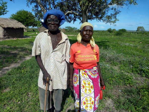Jumwa's family