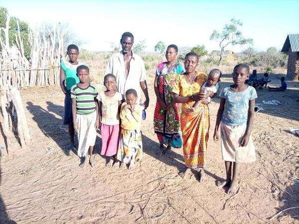 Furaha's family