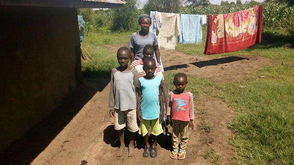 Salina's family