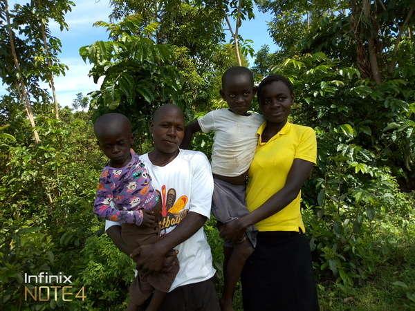 Ezekiel's family