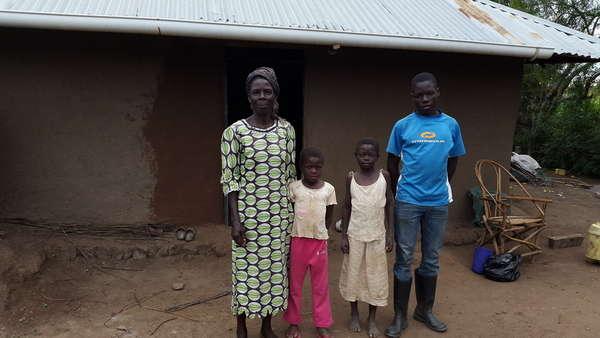 Anjilina's family