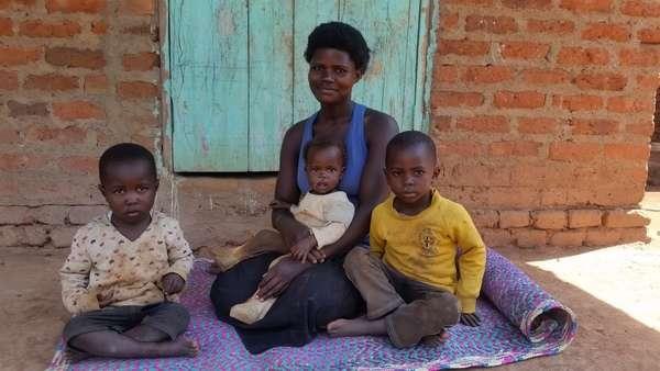 Shadia's family