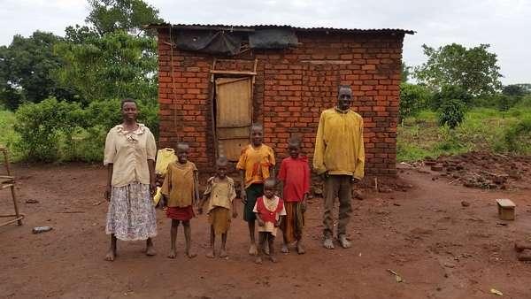 Muhamadi's family