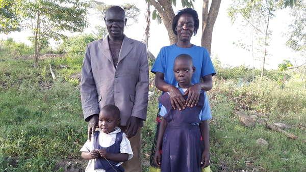 Isaiah's family