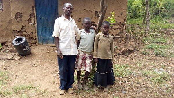 Gideon's family