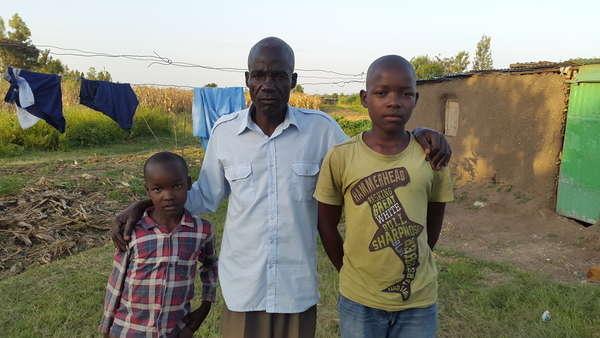 Joel's family