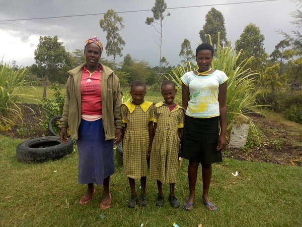 Joyce's family