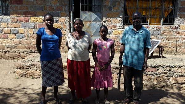 Dellingtone's family