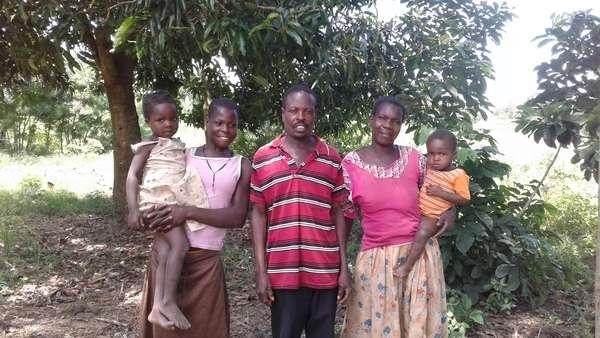 Charles's family