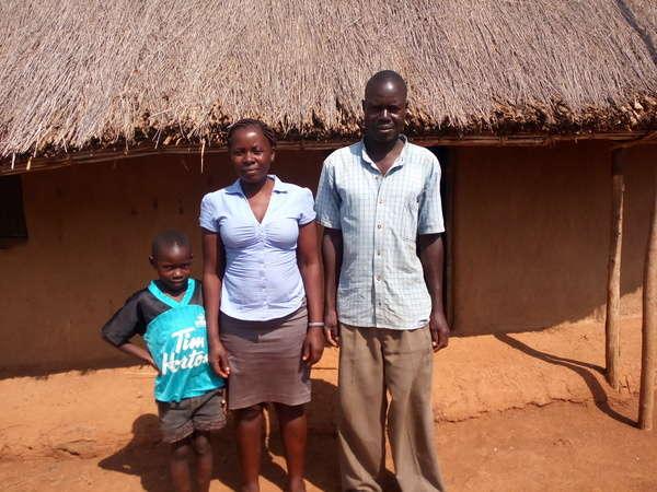 Goreti's family