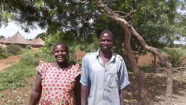 Amina's family