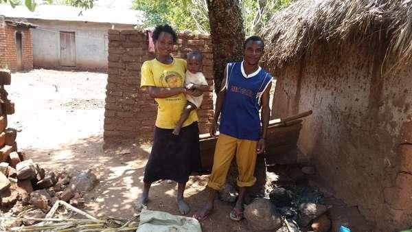 Magumba's family