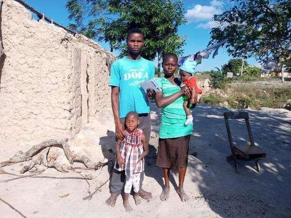 Allan's family