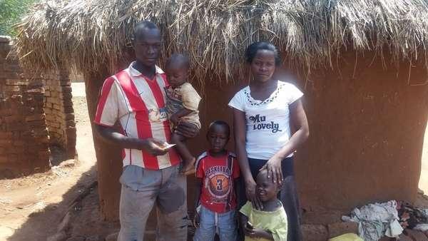 Aisha's family
