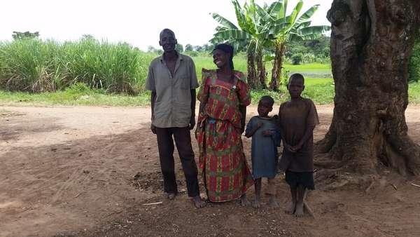 Salimini's family