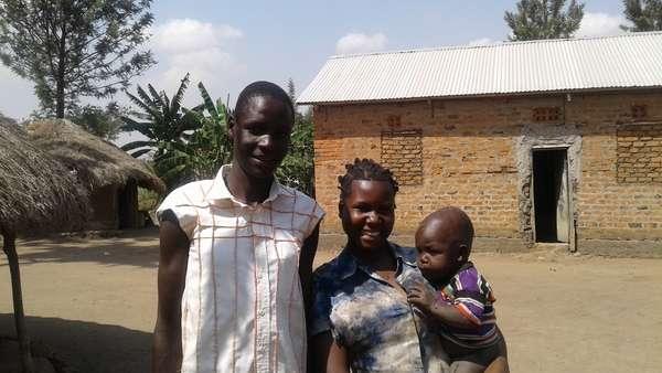 Amos's family