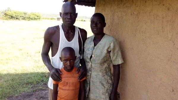 Joanes's family