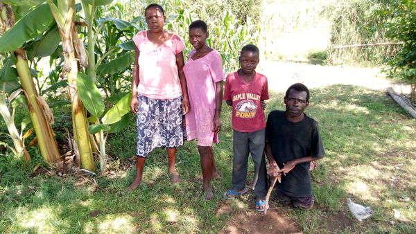 Jeremia's family
