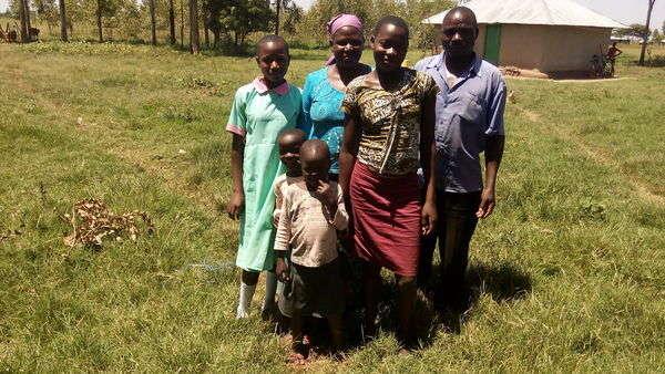 Dorothy's family
