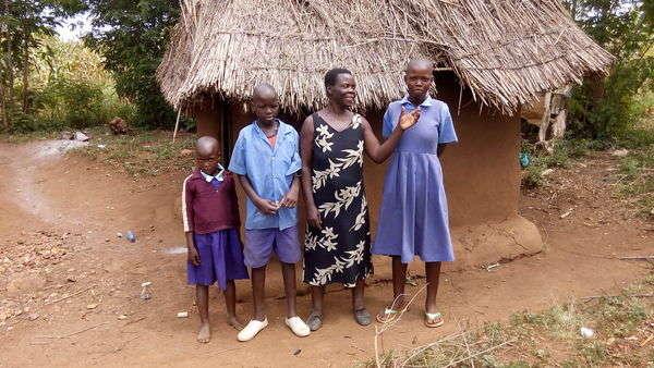 Theresa's family