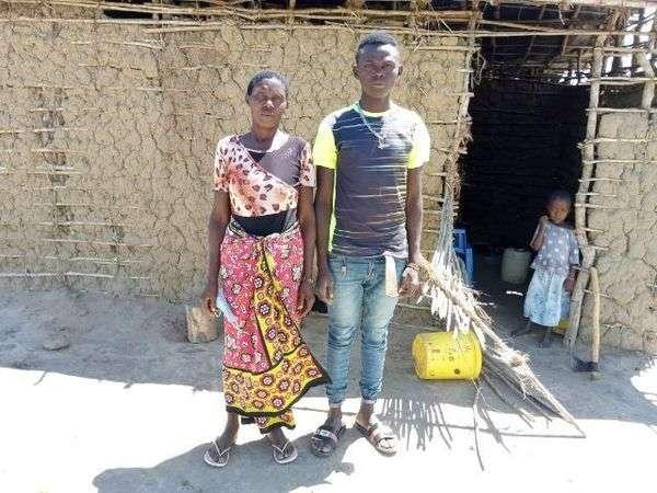 Kabunda's family