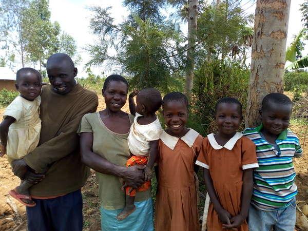 Marseline's family