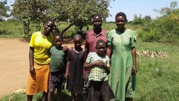 Margret's family