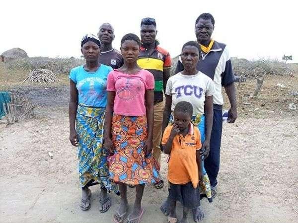 Kanze's family