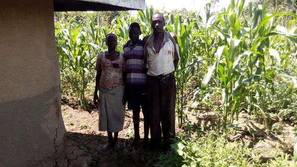 Magret's family