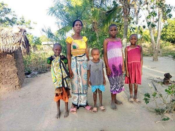 Salome's family