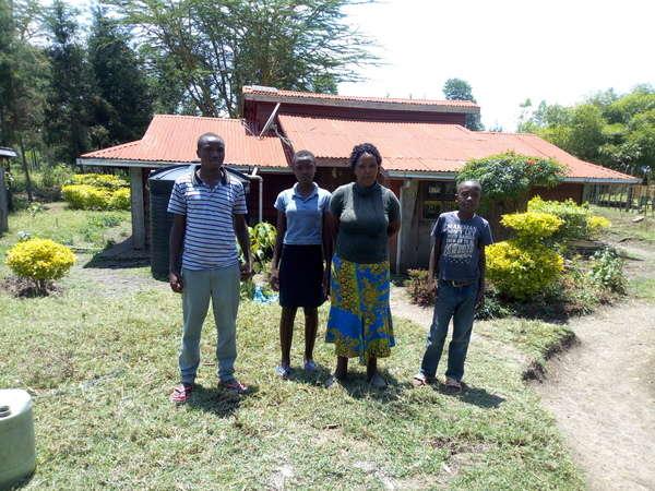Irine's family