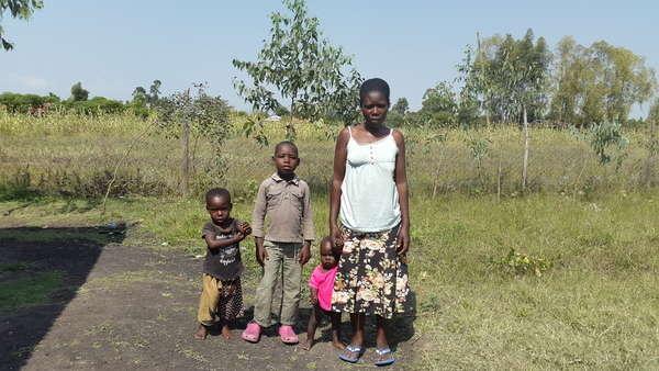 Eunice's family