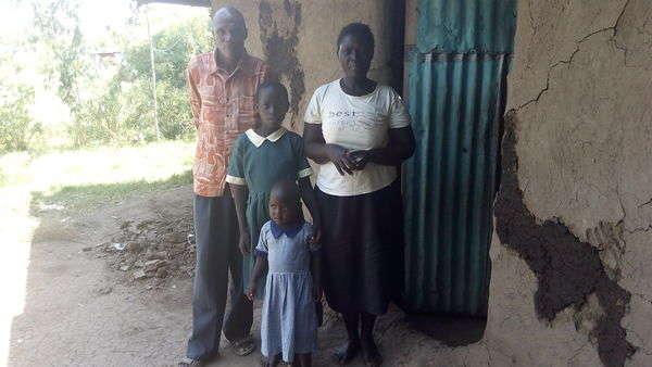 Enock's family