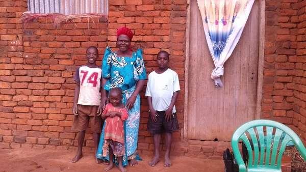 Jamawa's family