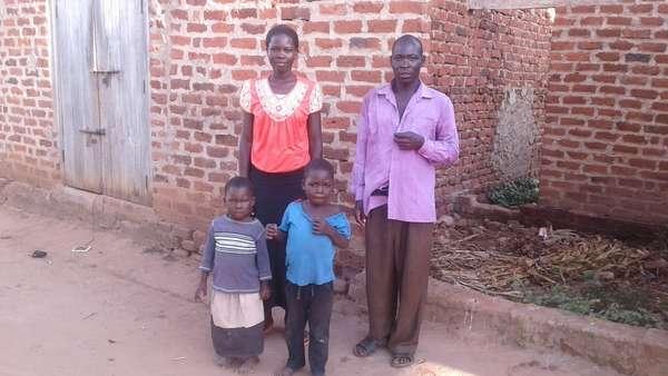 Kaudha's family