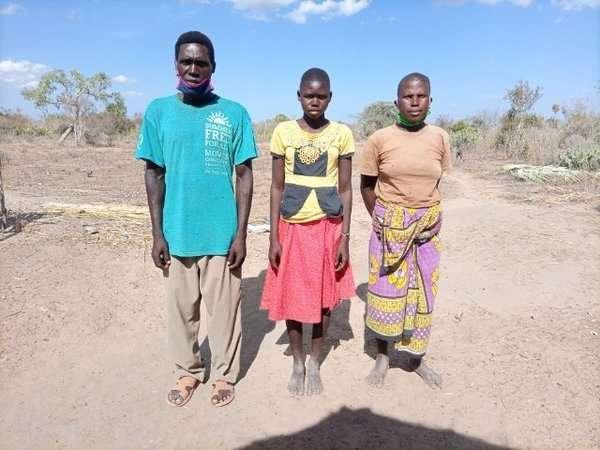 Kana's family