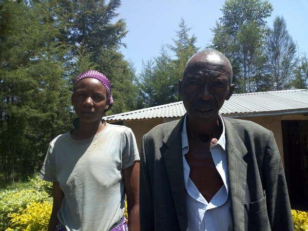 Chemwa's family