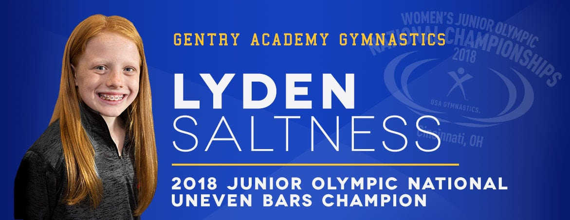 Olympic Champion Lyden