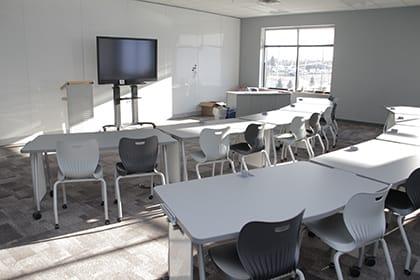 Gentry Academy Verb Classroom