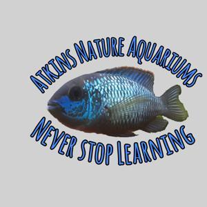 Atkins Nature Aquariums Store Logo