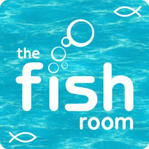 The Fish Room Liberty Logo