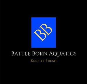 Battle Born Aquatics Store Logo
