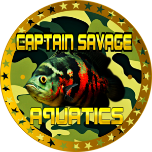 Captain Savage Aquatics Logo