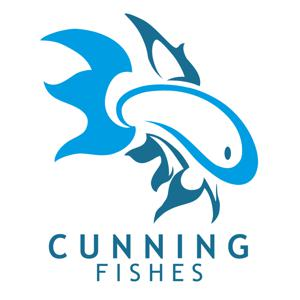 Cunning Fishes Logo