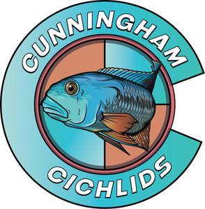 Cunningham Cichlids, LLC Logo