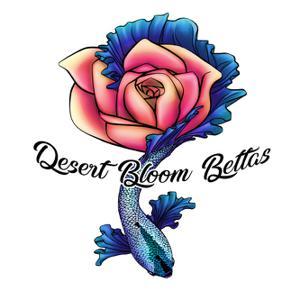 Desert Bloom Bettas Logo
