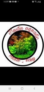 Dustin's  Aquatic  Made Easy Store Logo