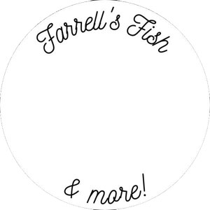 Farrell's Fish And More Logo